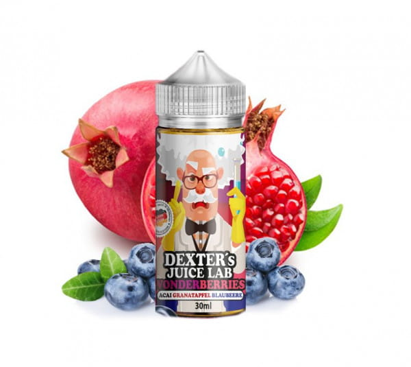 Dexter's Juice Lab Aroma - Wonder Berries