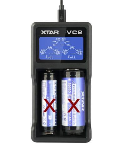 XTAR VC2 Ladegerät kaufen