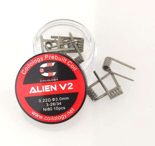 Alien V2 Coils colology kaufen Ni80