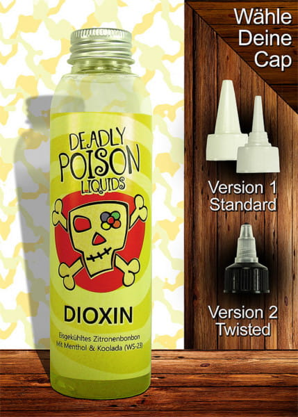 Deadly Poison Premium Liquid Dioxin
