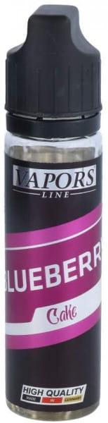 Vapors Line shortfill Liquid Blueberry Cake