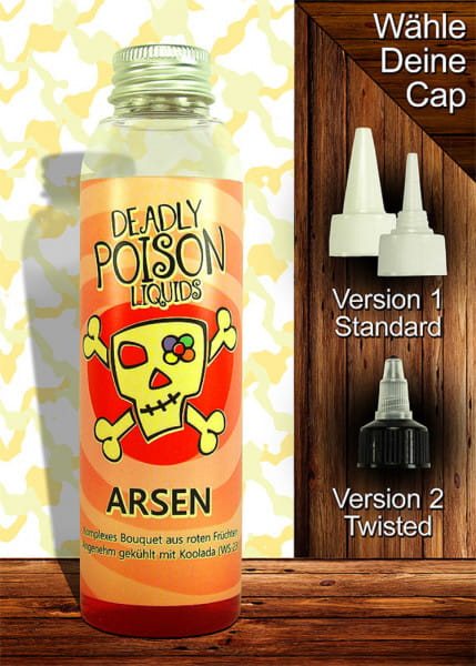 Deadly Poison Arsen Liquid Premium
