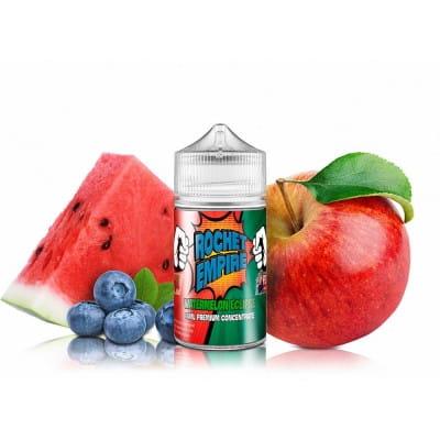 Wassermelone, Apfel, Blaubeere Aroma Liquid rocket empire