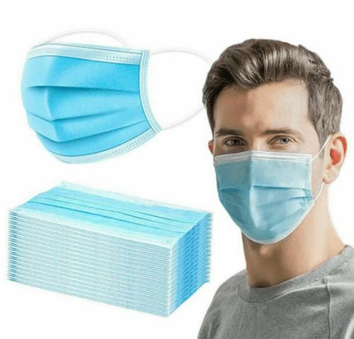 Einweg Mundschutz 3-lagig