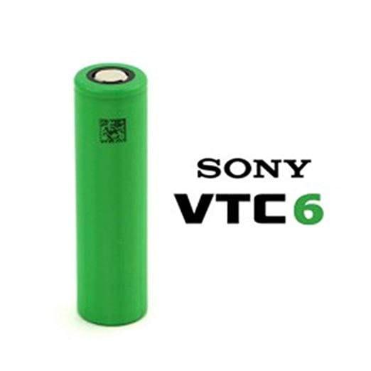 Sony Konion US18650 VTC6 Akku - 3100mAh, 30A