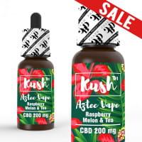 Kush Experience CBD Liquid - Aztec Vape