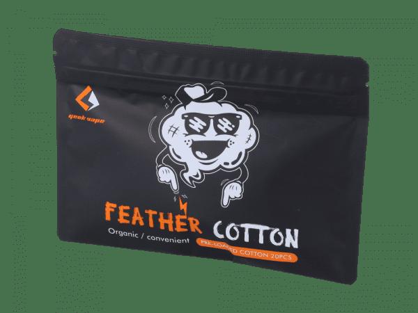 GeekVape Feather Cotton Threads Wattestreifen