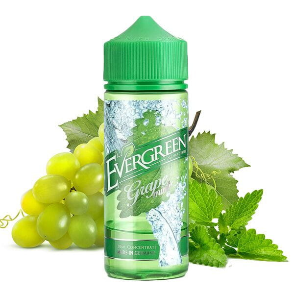 evergreen Aroma grape mint