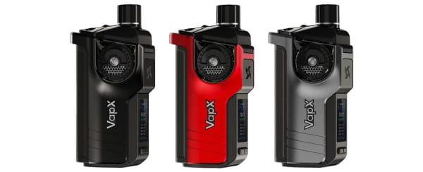 VapX Geyser E-Zigaretten Set