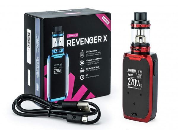 Vaporesse Revenger X Set
