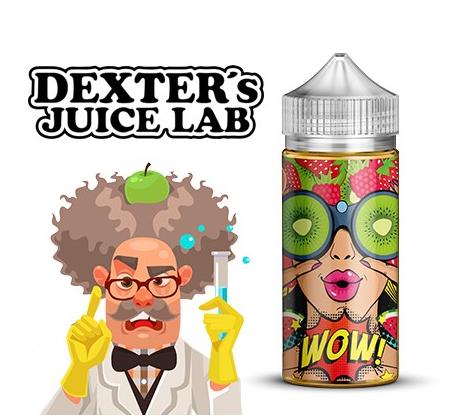 Dexter Juice Lab Wow Liquid
