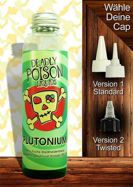 Deadly Poison Premium Liquid Plutonium
