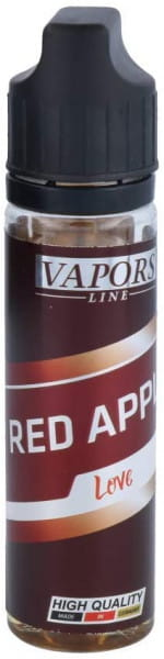 Vapors Line shortfill Liquid Red Apple Love