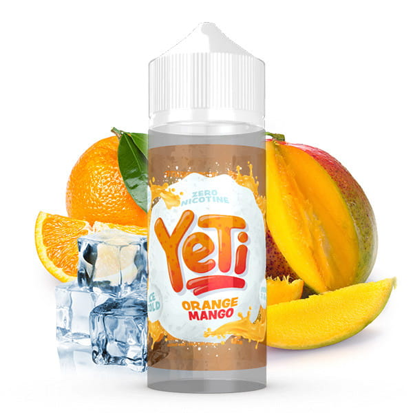 Yeti Liquid - Orange Mango