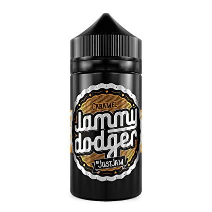Jammy Dodger - Caramel