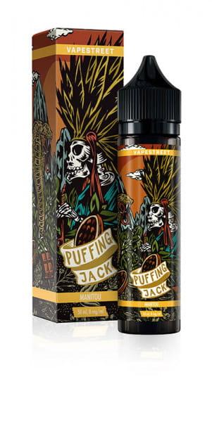 Vapestreet - Puffing Jack Manitou Premium Liquid 50ml