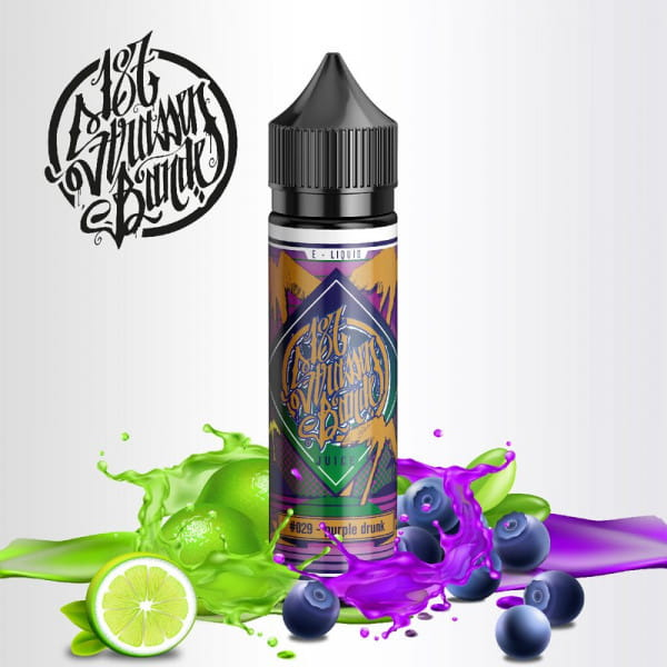 187 Strassenbande - #029 - purple DRANK - 50ml Shortfill
