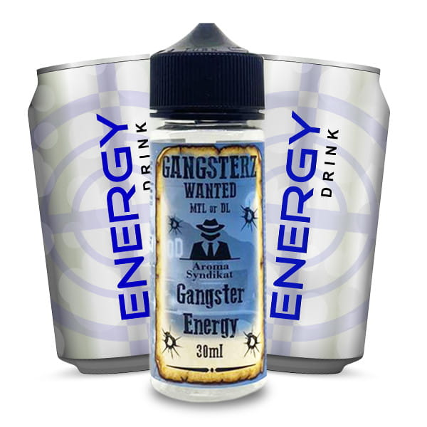 Gangsterz Aroma Gangster Energy