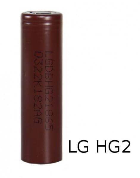LG HG2 Akku kaufen Lithium-Ionen