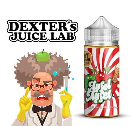 Dexter Juice Lab doppel-apfel Liquid