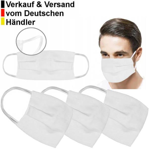 Waschbarer Mundschutz / Maske für Gesicht & Nase