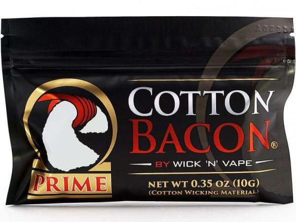 Cotton Bacon PRIME Wickel-Watte kaufen