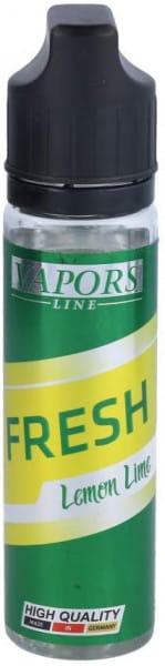 Vapors Line shortfill Liquid Fresh Lemon Lime