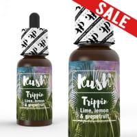 Kush Experience CBD Liquid - Trippin