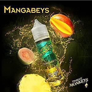 Mangabeys Liquid von twelve monkeys 60ml kaufen