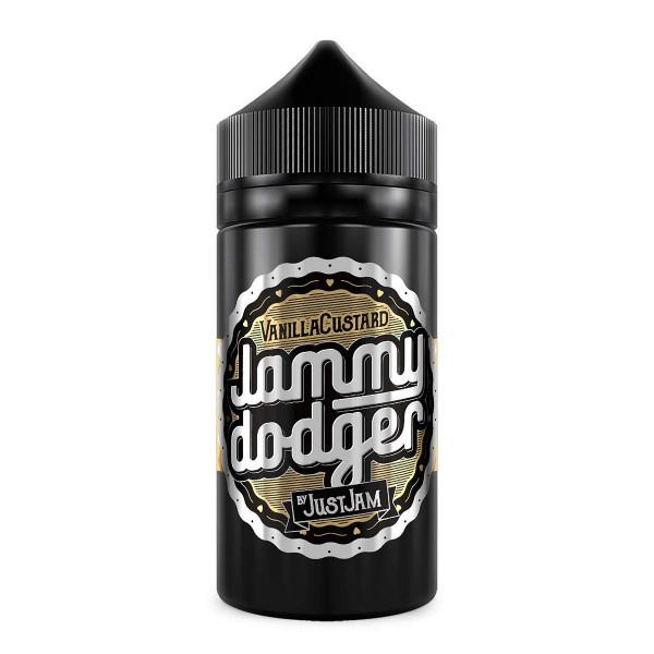 Jammy Dodger - Vanilla Custard
