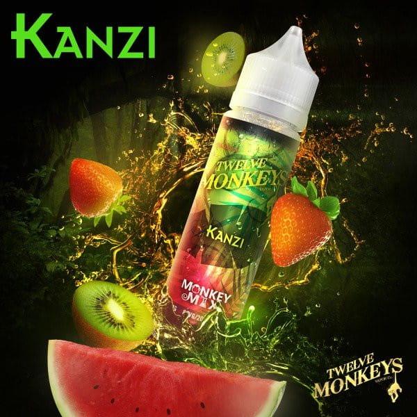 Kanzi von twelve monkeys