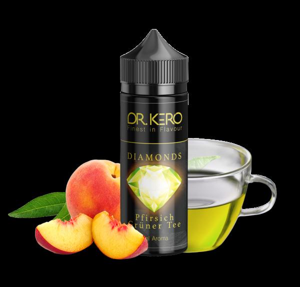 Dr. Kero Diamonds Pfirsich Grüner Tee