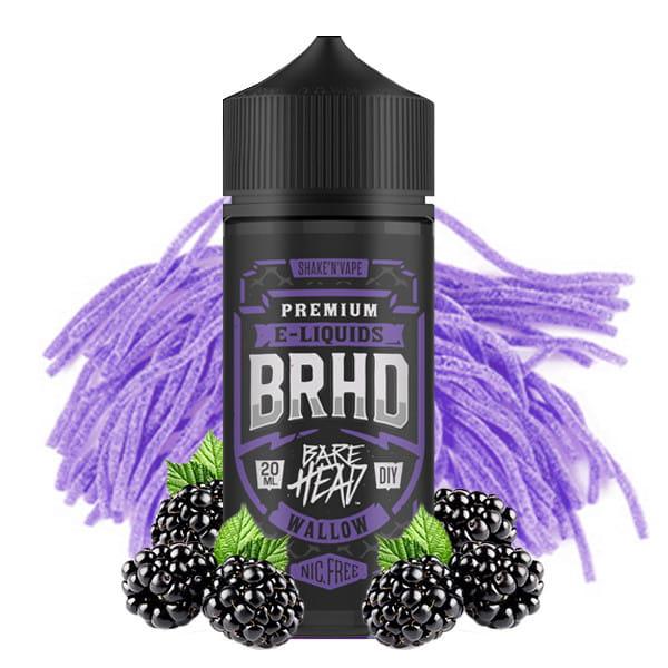 Aroma Wallow von Barehead BRHD Aromen