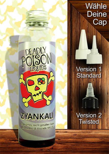 Deadly Poison Premium Liquid Zyankali