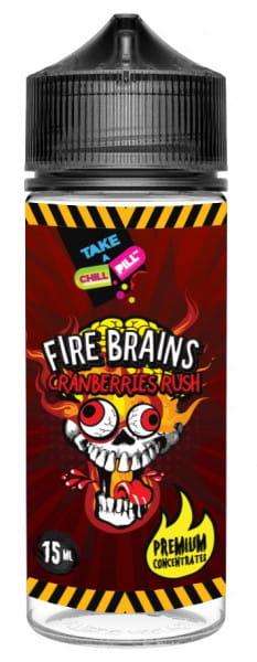 Chill Pill Aroma - Fire Brains Cranberries Rush online günstig kaufen