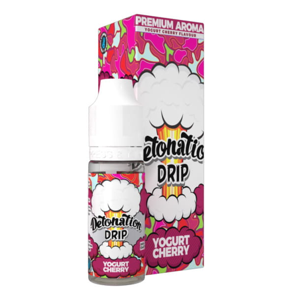Detonation Drip - Aroma Yogurt Cherry 10ml