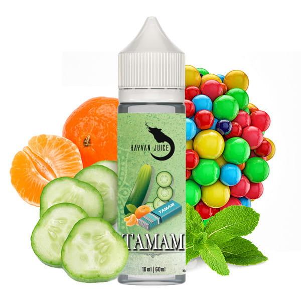 tamam aroma liquid für e-zigarette