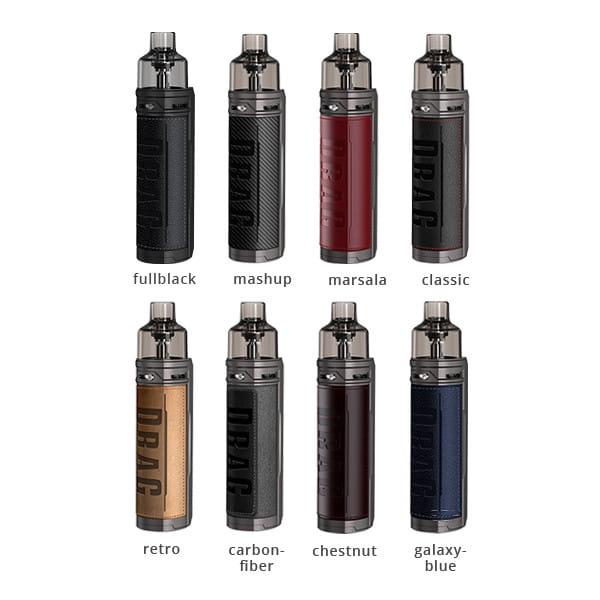 Voopoo Drag X E-Zigaretten Pod Kit
