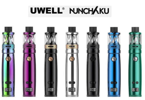 Uwell Nunchaku Kit 5ml 80 Watt